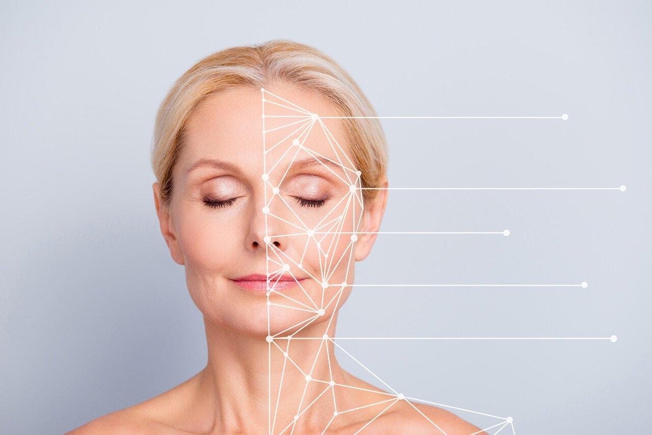 Wolumetria twarzy - modelowanie owalu